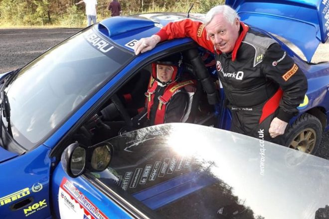 1995年WRC王者コリン・マクレーの甥、マックスがラリーイベントデビューへ