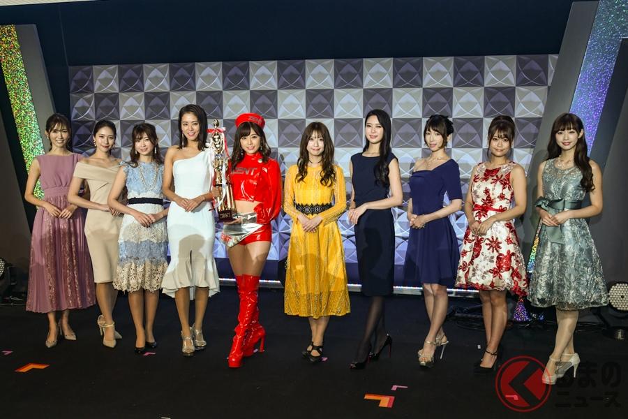 レースクイーンの楽しいこと、辛いことって何? レースクイーン大賞 初代グランプリ「美波千夏」さんに聞いた