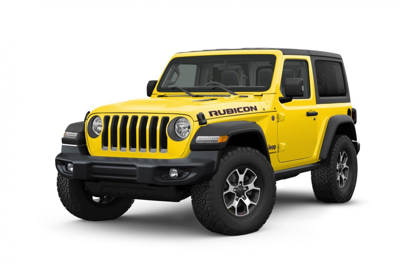 ジープ・ラングラーのトップパフォーマンスモデル「ルビコン」に2ドアボディの限定車が登場! 100台限定で税込589万円