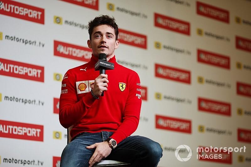 ルクレール、ブラジルGPのようなフェラーリの同士討ちは「2度と起こらない」