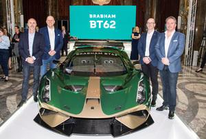 ブラバム・オートモーティブ、オーストラリア南部にBT62の生産拠点を設立