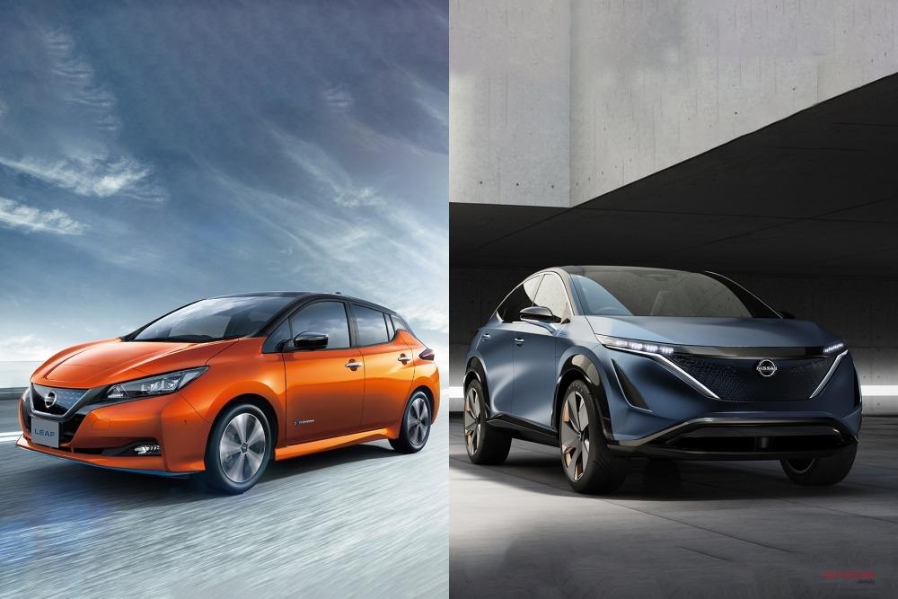 【リーフのゆくえ】日産の新型EV「アリア」投入、リーフの大幅な構想転換あり得る背景