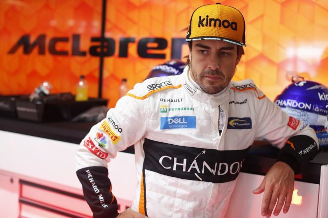アロンソ「新パーツの効果もあり、有利なグリッドを確保。このチャンスを無駄にはしない」:F1ドイツGP土曜