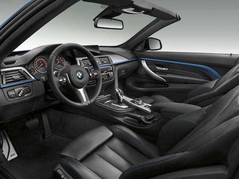 BMW、4シリーズカブリオレを国内で発売