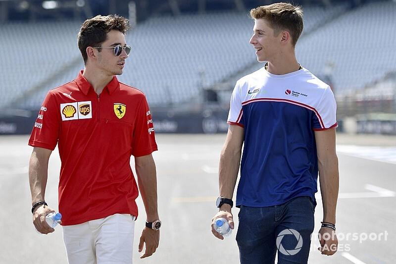 F1初の兄弟コンビ誕生なるか? シャルル・ルクレールの弟アーサーがフェラーリ・ドライバー・アカデミー加入