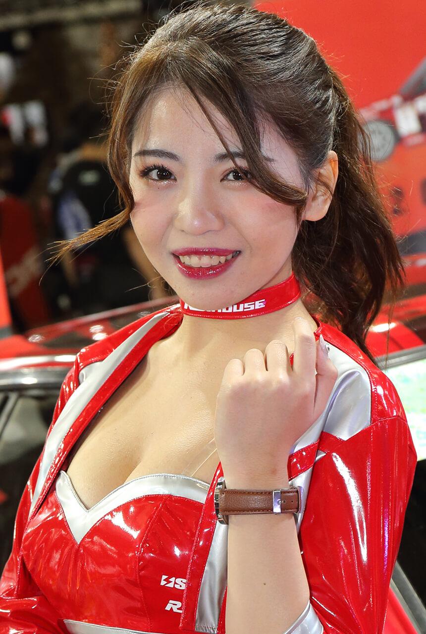 【東京オートサロン2020】綺麗所を集めました! キャンギャル&コンパニオン フォトギャラリー(その8)