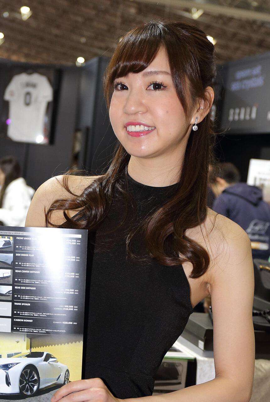 【東京オートサロン2020】綺麗所を集めました! キャンギャル&コンパニオン フォトギャラリー(その9)