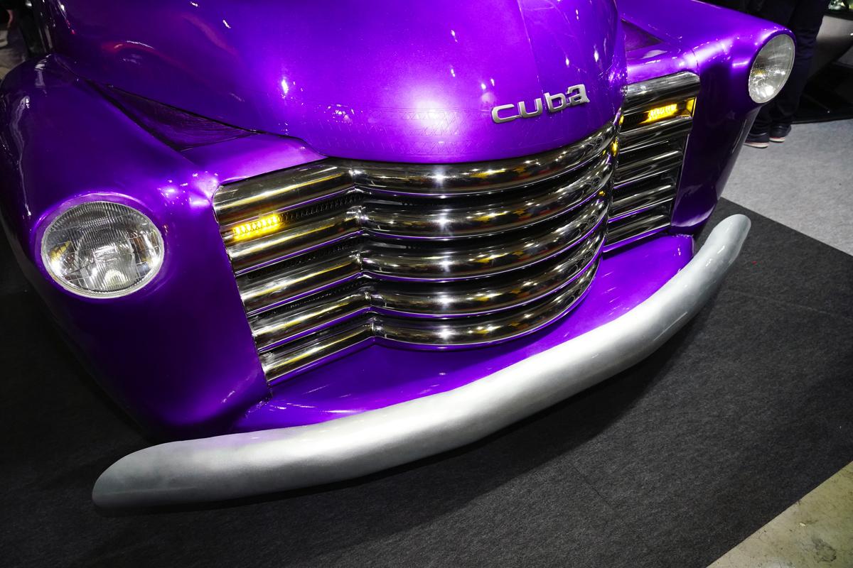 オールド・アメリカン風味の「Cuba」 ボディを大胆ストレッチしたベース車の正体とは