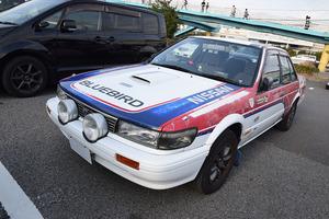 「東京オートサロンは駐車場が面白い」検問を乗り越えてやってきた熱きチューンド達!【パーキングオートサロンpart.5】