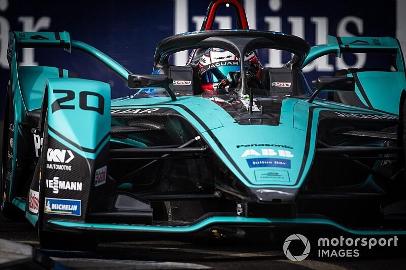 フォーミュラEサンティアゴePrix予選:ジャガーのエバンス、圧巻のポールポジション。予選を席巻