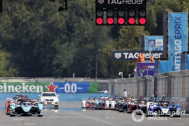 フォーミュラE第3戦サンティアゴ決勝:最終周の劇的大逆転……BMWのギュンターが初優勝