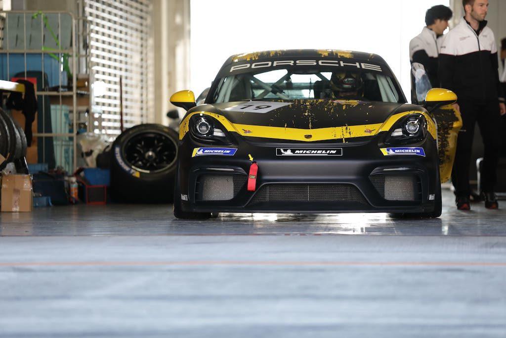 キレ味が魅力のポルシェ 718 ケイマン GT4 クラブスポーツ!  サンデーレーサーに贈るサーキット専用車