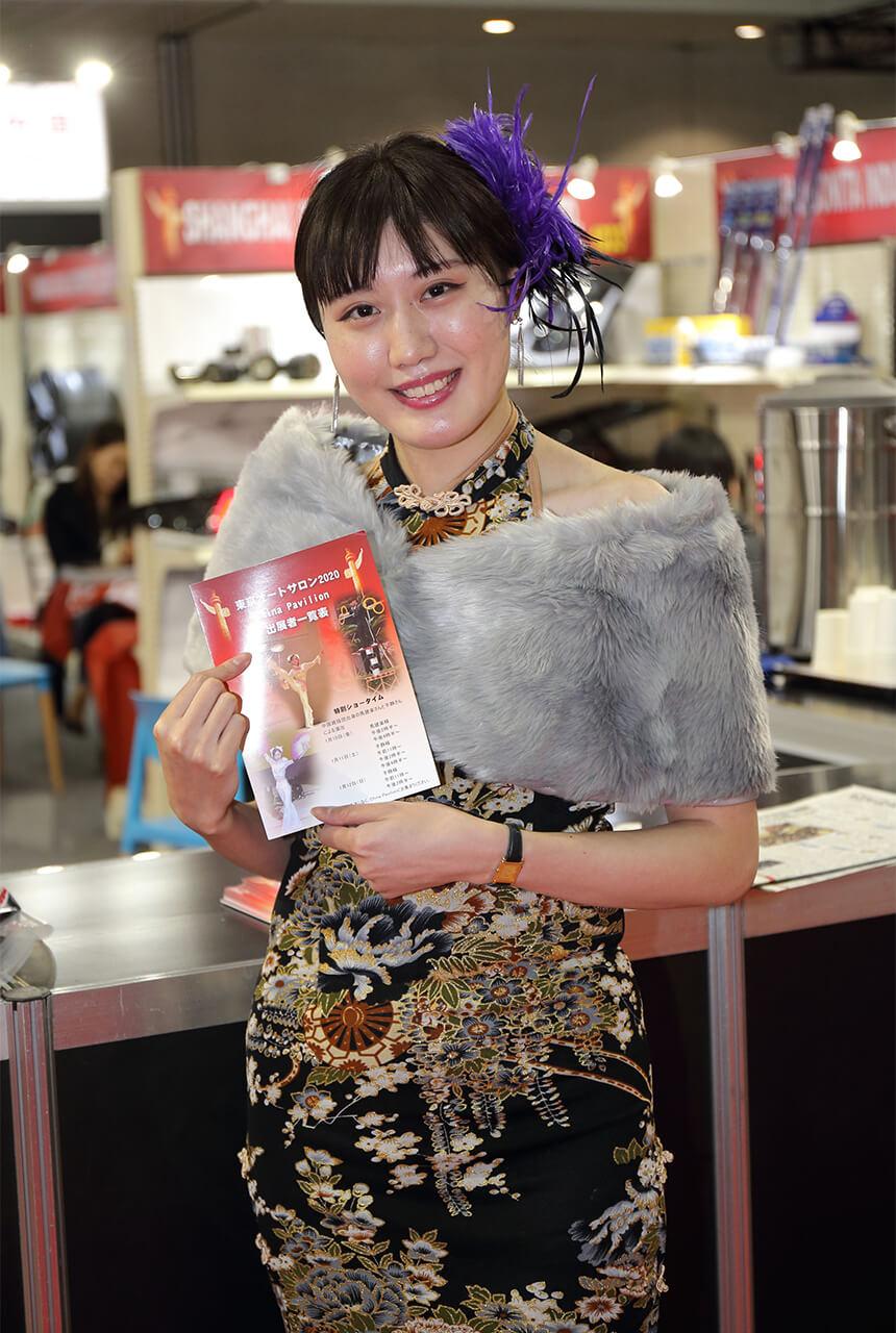 【東京オートサロン2020】綺麗所を集めました! キャンギャル&コンパニオン フォトギャラリー(その7)