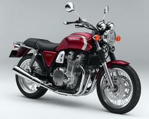 美しさと乗り味にこだわる人のための空冷エンジン搭載ネイキッド、ホンダ「CB1100 EX」
