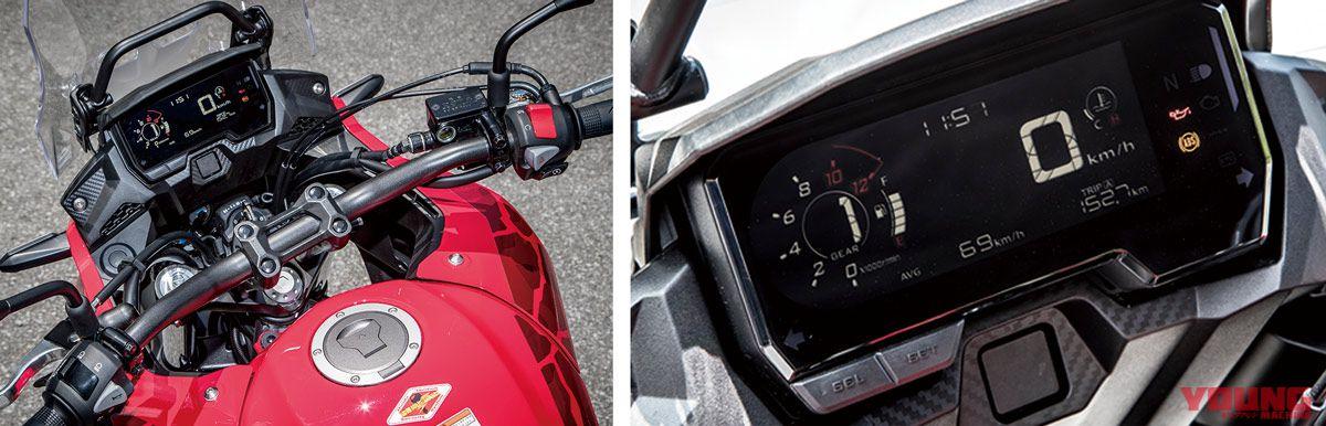 ホンダ 400X試乗インプレッション【19インチ化で走り一変! 模範的ミドルツアラー】