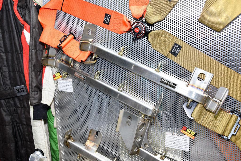「ツアラーV用の超高性能ラジエターがHPIからデビュー!」ドリフターにうれしいパーツが続々登場【東京オートサロン2020】