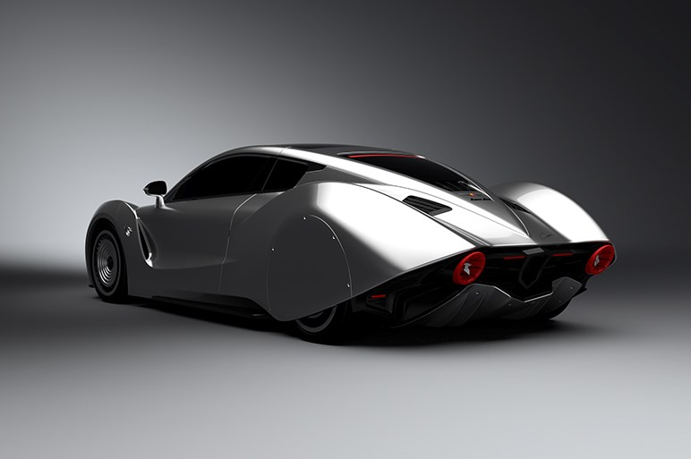 伝説的なスペインの高級車イスパノ スイザが復活して約2億円のEVスーパーカーを発表