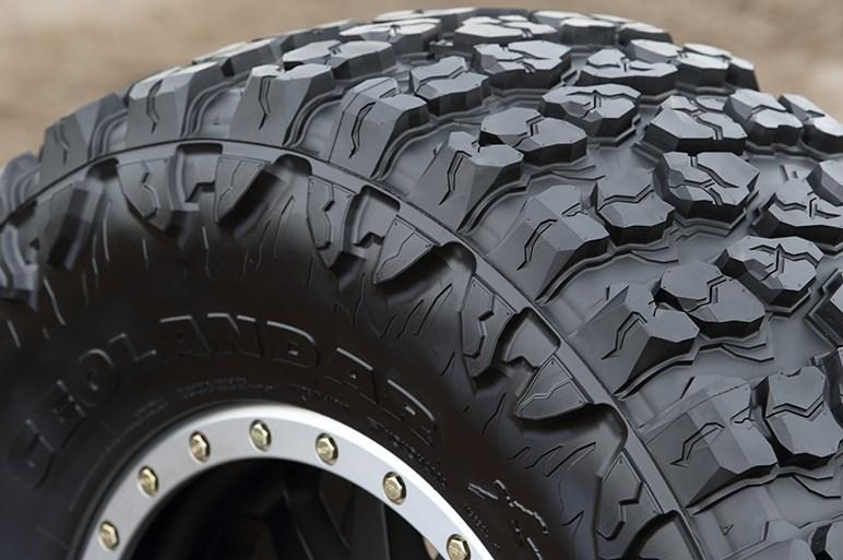 横浜ゴムのユニークな新タイヤ、ジオランダーX-MTは魅せる&駆け抜けるを両立