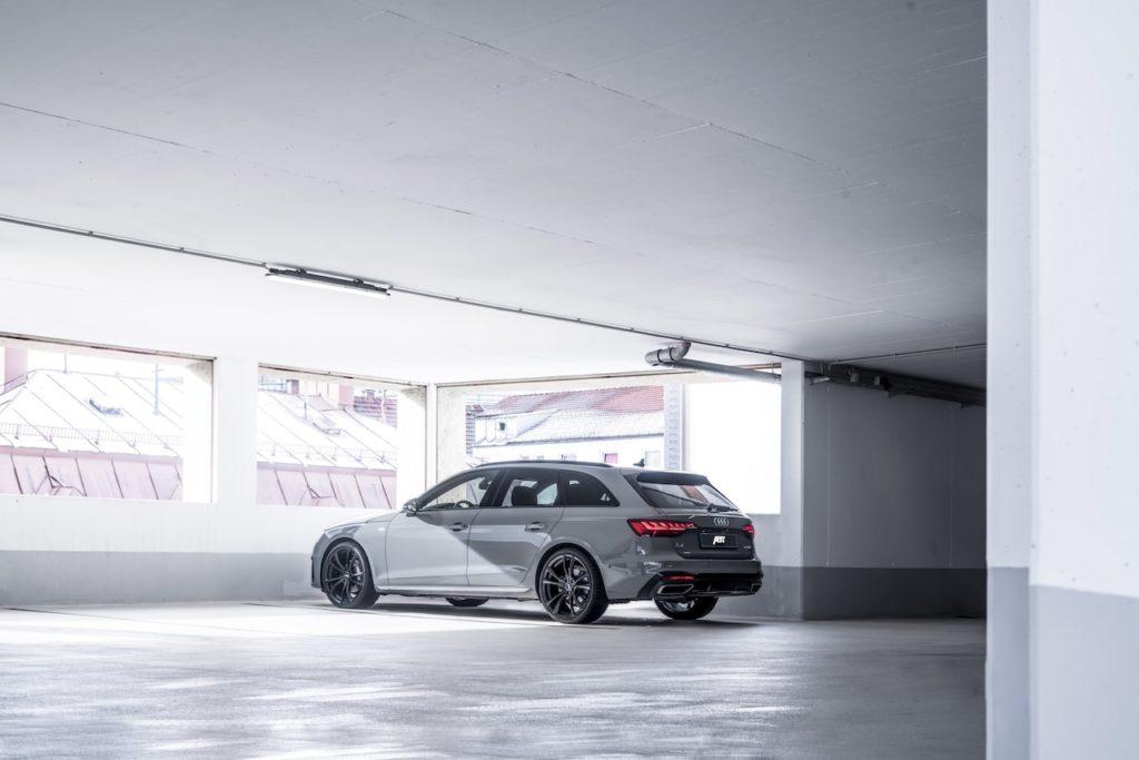 ABTスポーツライン、アウディ A4の3.0 V6ディーゼルを268hpにパワーアップ
