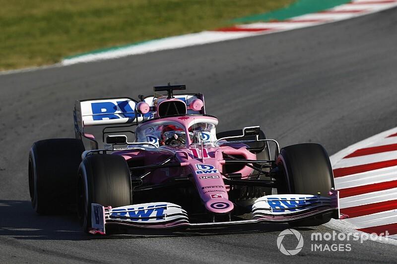 """レーシングポイントF1の""""ピンク・メルセデス""""はハース-フェラーリ関係の模倣にあらず?"""