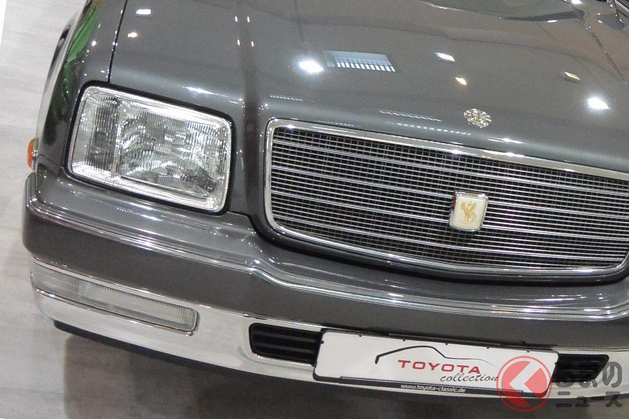 トヨタ「センチュリー」が左ハンドル? 現存する激レア車の正体とは