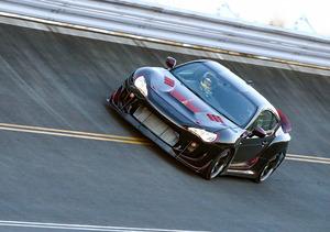 「86&BRZはイジり方次第で300km/hを突破できるんです!」FA20ベースで600馬力を絞り出す異形の最高速スペック