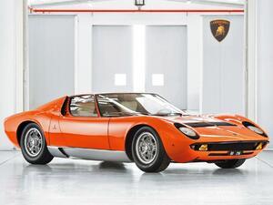【スーパーカー年代記 002】ランボルギーニ ミウラの歴代モデルを振り返る