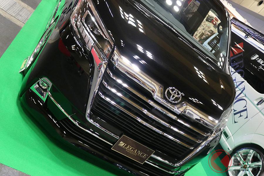 トヨタ「グランエース」を最速カスタム!? 送迎・カスタム業界の救世主となるか