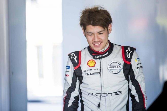 高星、キャシディなど日本ゆかりのドライバーも多数参加。フォーミュラEルーキーテスト参加者一覧