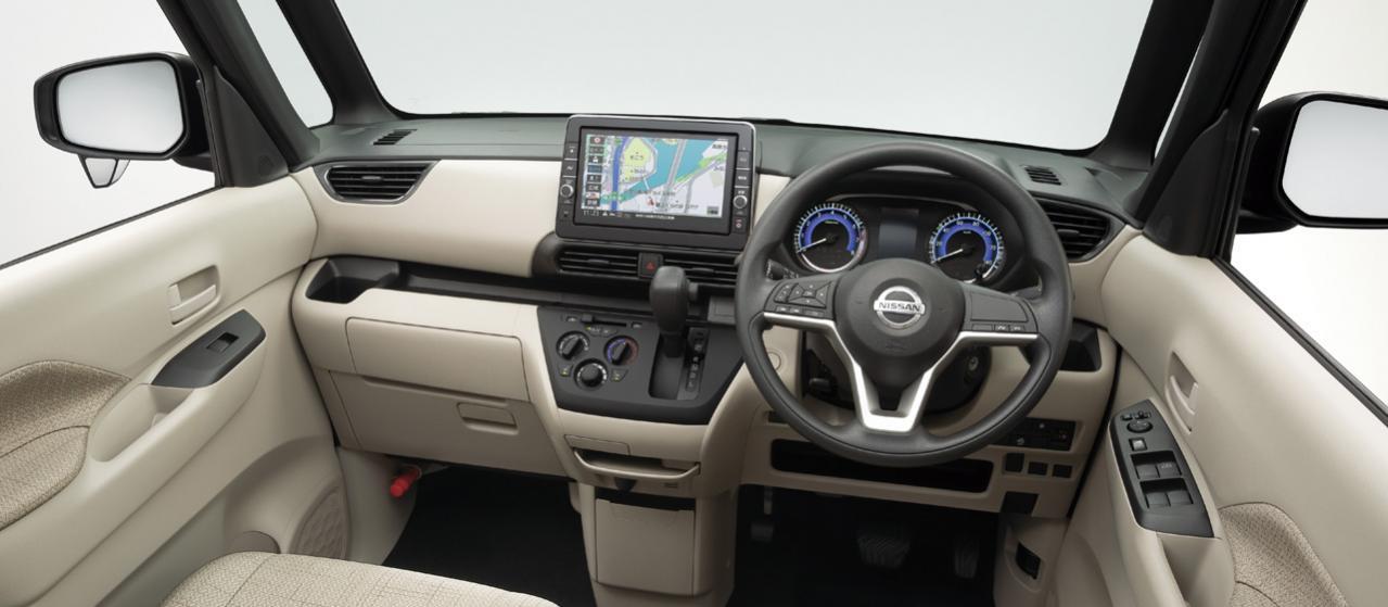 日産の軽スーパーハイトワゴンが全面改良を機に車名を「ルークス」に変更! 税込141万5700円から
