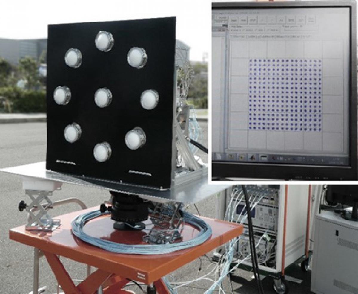 NEC:80GHz帯において、伝送距離40mのリアルタイムデジタルOAMモード多重無線伝送に世界で初めて成功