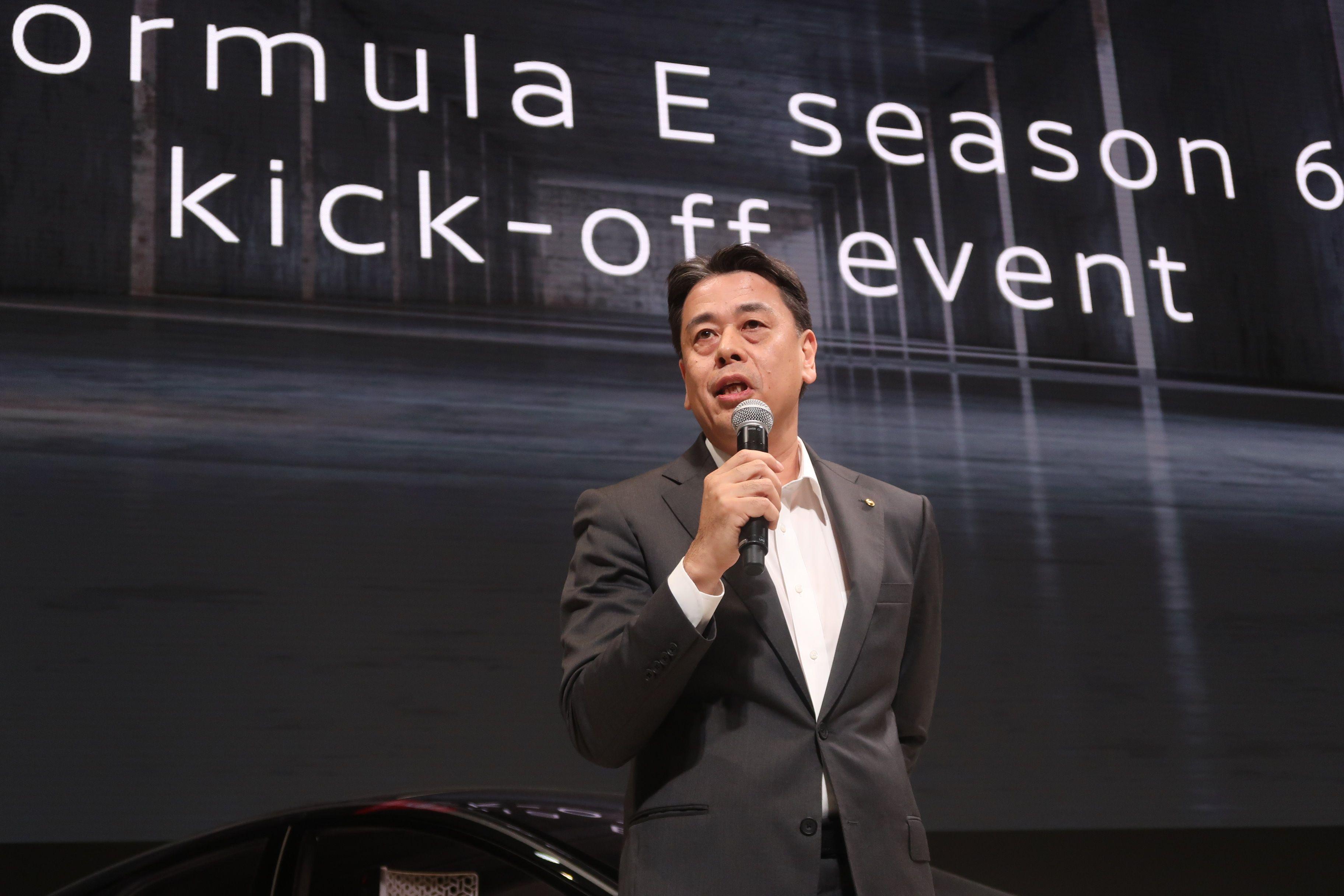 日産の社長兼CEO就任予定の内田氏「事業と信頼回復を目指す」