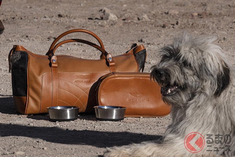 お犬様専用アストンマーティンDBXはいかが? 11種類の専用アクセサリー・パックを公開