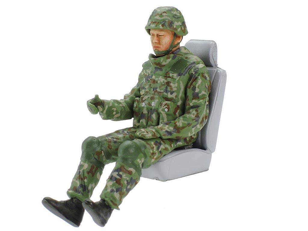 新製品【タミヤ】陸上自衛隊の軽装甲機動車がプラモデルになって登場!
