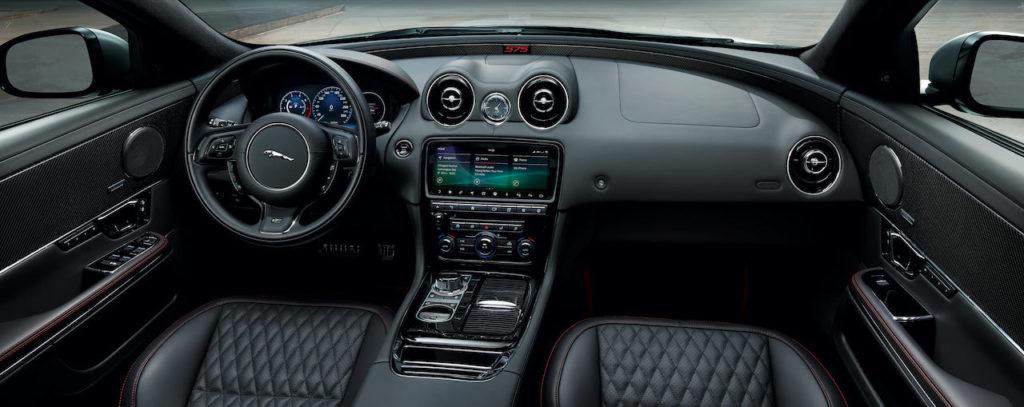"""ジャガー XJシリーズ現行モデル最後の特別仕様車、XJR575""""V8""""ファイナルエディション受注開始"""