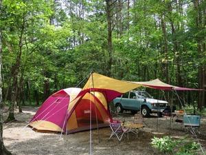 テントとタープはどっちが先? 現地で大きな差を生む「にわか脱出」のちょっとしたキャンプ知識