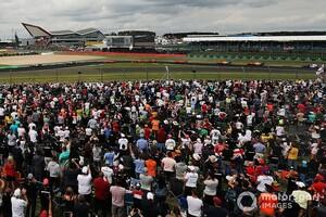 イギリス政府、F1も検疫免除の対象に。イギリスGPの2週連続開催実現に向け大きく前進