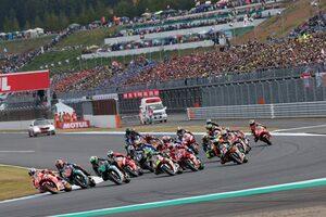MotoGP日本GPが中止。新型コロナの影響でヨーロッパでの開催を優先