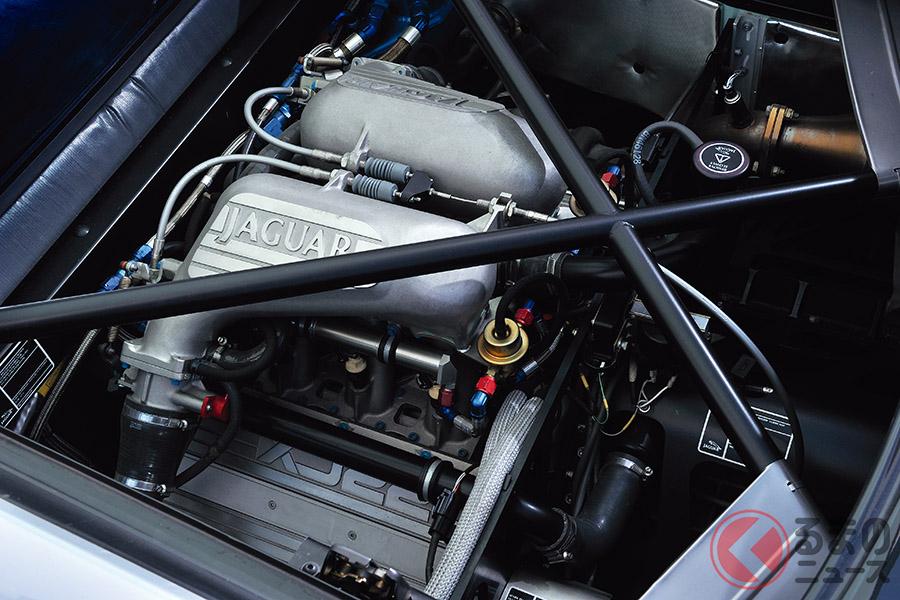 バブル時代に滑り込みセーフ! ジャガー「XJ220」は奇跡のスーパーカーだ!!