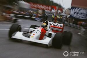 """アイルトン・セナが""""ライオン""""を飼い慣らした日:F1史上最高の激戦……1992年5月31日 F1モナコGP"""