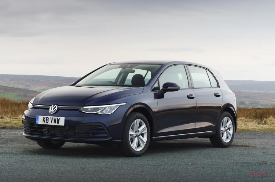 【ラインナップ拡大】新型VWゴルフ(8代目) 1.0L TSIエンジン エントリーモデルとして発売 欧州