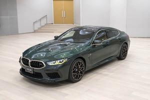 世界限定8台の特別仕様車「BMW M8グランクーペ エイト・オブ・エイト」とは?