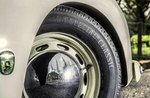 横浜ゴムのヒストリックカー向けタイヤ「G.T.スペシャル・クラシックY350」に3サイズが新たに追加。全7サイズに拡充