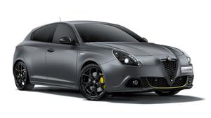 アルファロメオ「ジュリエッタ」に50台限定車!  クールな印象のマグネシウムマットカラー採用
