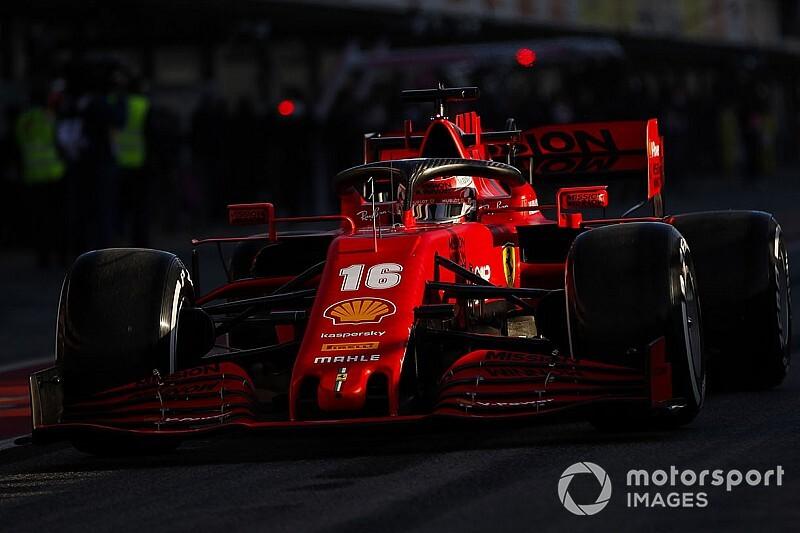 """本当に速いマシンはまだ分からない。メルセデスF1、フェラーリの""""悲観""""を疑問視「彼らがエンジンの出力を抑えていたのはなぜだ?」"""