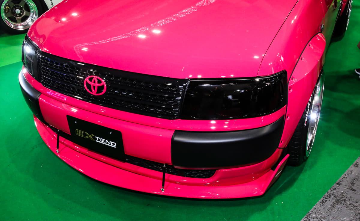 ダサイはずの商用車が大変貌! トヨタの「プロボックス」をカスタマイズのベース車とした理由