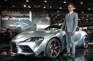 スープラ・多田CEが語る、4気筒の魅力、MTがない理由、ドリフトしにくい理由