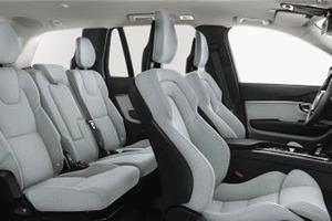 ボルボ・カー・ジャパン、大型SUV「XC90」に専用シートの特別仕様車