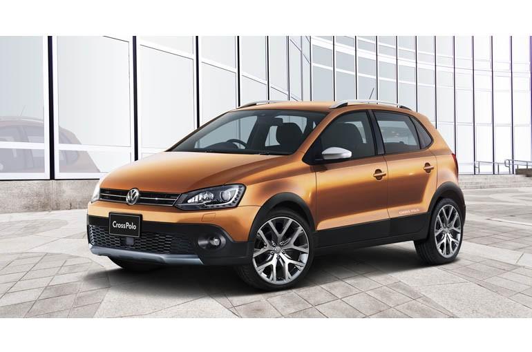 VW、1.2リッターTSIエンジン搭載の「クロスポロ」を追加して発売