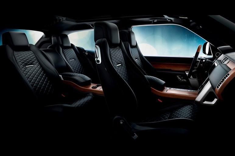 2ドアクーペスタイルの特別なレンジローバー、価格は約3500万円
